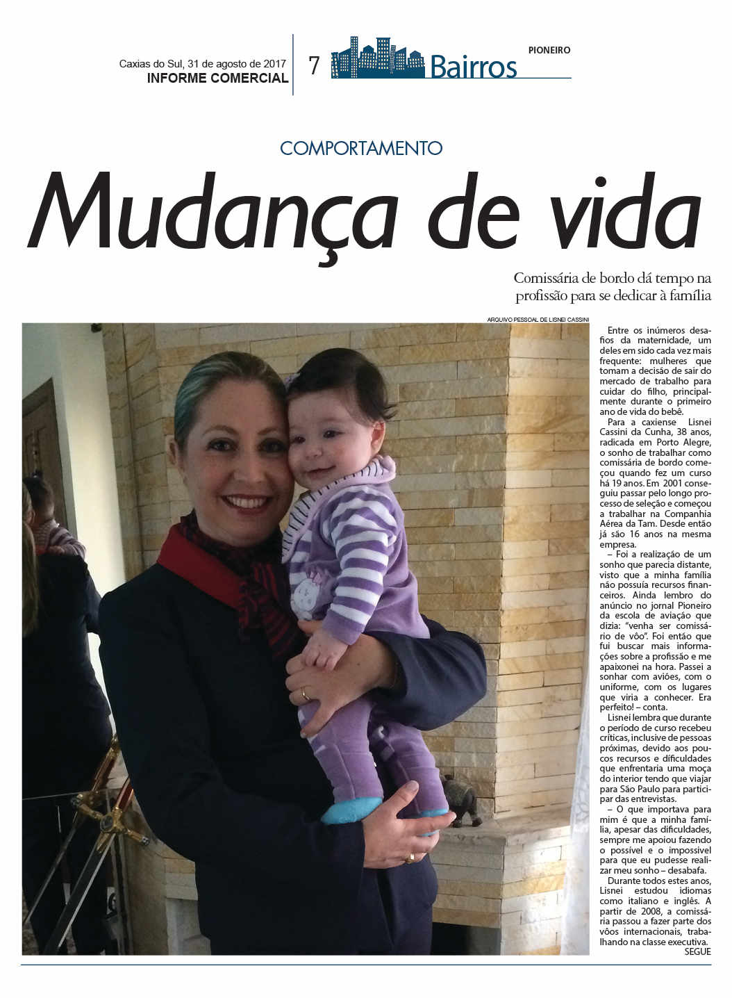 Página 7 - Jornal Pioneiro de Caxias do Sul